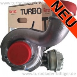 2.2 dCi Turbocharger...