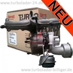 1.9 TDI Turbocharger...