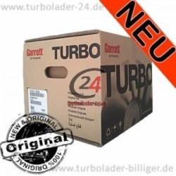 12.6 L Turbocharger...