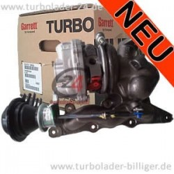 0.7 0.6 Original Turbolader...